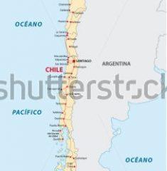 Bản đồ khổ lớn nước Chile