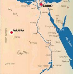 Bản đồ khổ lớn Ai Cập
